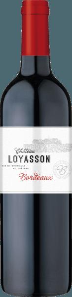 Bordeaux AOC 2018 - Château Loyasson