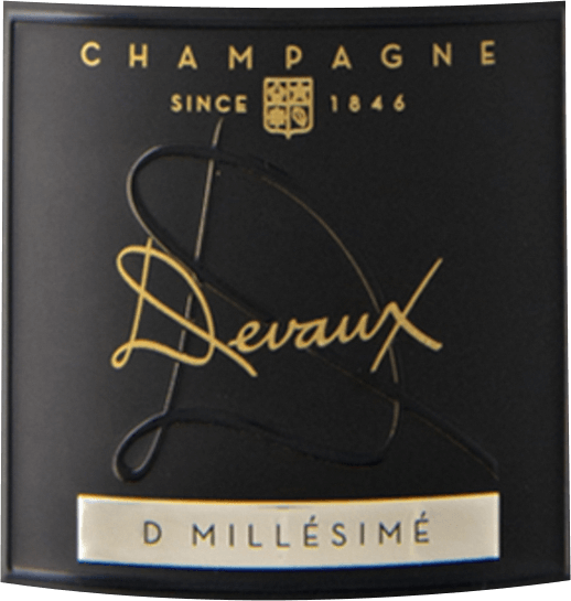 Le Millésime D Brut 2008 - Champagne Devaux von Champagne Devaux