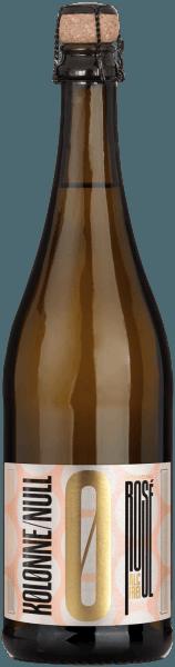 Rosé Prickelnd alkoholfrei 2020 - Kolonne Null