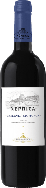 Neprica Cabernet Sauvignon Puglia IGT 2019 - Tormaresca