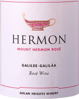 Vorschau: Mount Hermon Rosé 2019 - Golan Heights Winery