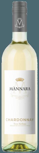 Chardonnay IGT Terre Siciliane 2019 - Mànnara