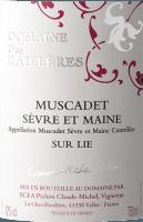 Vorschau: Muscadet Sur Lie Sèvre et Maine AOC 2020 - Domaine des Railleres