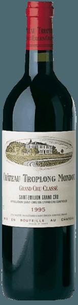 Château Troplong Mondot Grand Cru Classé Saint Emilion 2013 -