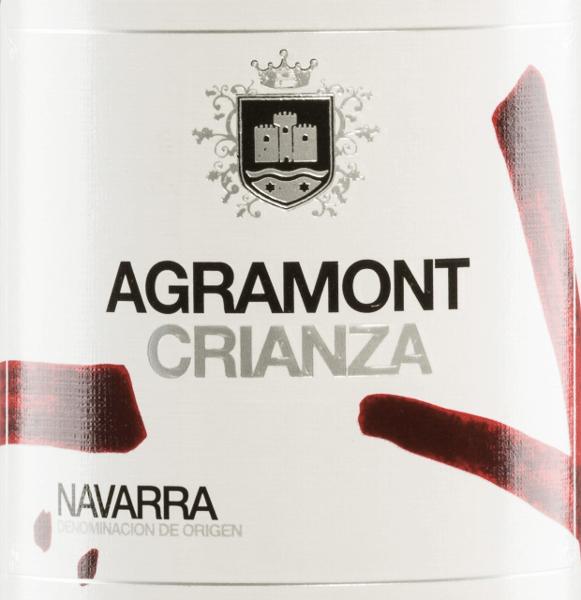 Agramont Crianza DO 2014 - Bodegas Agronavarra von Bodegas Agronavarra