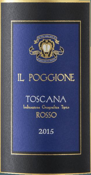 Toscana Rosso IGT 2018 - Il Poggione von Tenuta Il Poggione