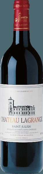 3ème Cru Classé Saint Julien 2014 - Château Lagrange