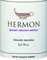 Vorschau: Mount Hermon Indigo 2020 - Golan Heights Winery