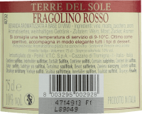 Vorschau: Fragolino Rosso - Terre del Sole