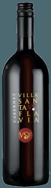 Der Cabernet Villa Santa Flavia von Sacchettopräsentiert sich in einem rubinroten Kleid. In der Nase offenbaren feine Kirscharomen gepaart mit feinwürzigen Noten. Am Gaumen wird der vollmundige Geschmack deutlich, im Abgang geht er in einen feinen Kirschton über. Ein charmanter und harmonischer Roter!