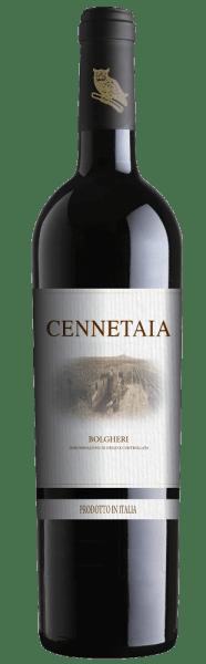 Cennetaia by Poggio al Tesoro Bolgheri DOC 2015 - Allegrini