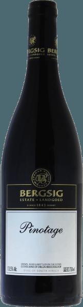 Pinotage 2017 - Bergsig Estate