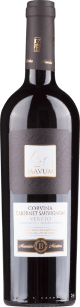 Mavum Corvina Cabernet Sauvignon Veneto 2017 - Biscardo