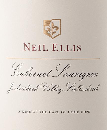 Cabernet Sauvignon Jonkershoek Valley 2016 - Neil Ellis von Neil Ellis