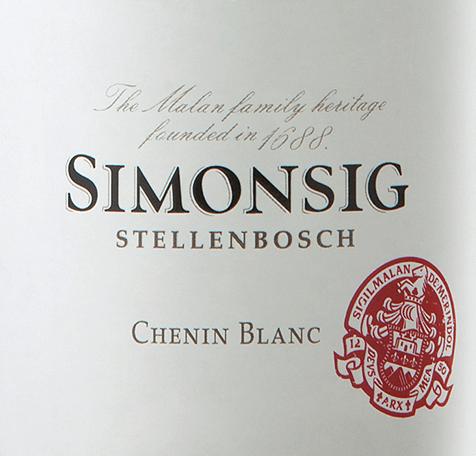 Chenin Blanc 2019 - Simonsig von Simonsig