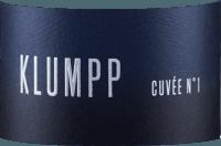 Vorschau: Cuvée N°1 trocken 2018 - Klumpp