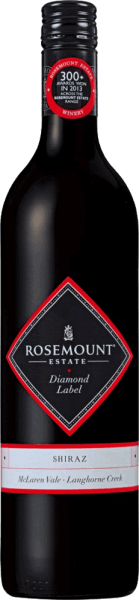 Diamond Label Shiraz 2019 - Rosemount Estate