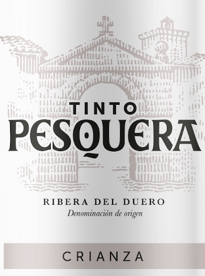 Pesquera Crianza DO Ribera del Duero 2018 - Familie Fernández Rivera von Familie Fernández Rivera