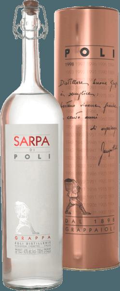 Sarpa di Poli Grappa in GP - Jacopo Poli