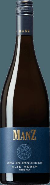 Grauburgunder Alte Reben trocken 2020 - Weingut Manz