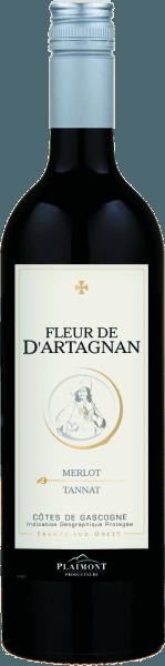 Fleur de d'Artagnan Merlot Tannat IGP 2019 - Plaimont