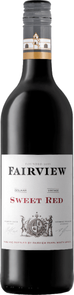 Sweet Red 2017 - Fairview Wines