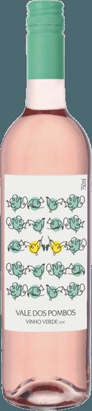 Vale dos Pombos Rosado Vinho Verde DOC 2020 - Quinta da Lixa