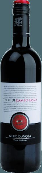 Nero D Avola 2019 - Terre di Campo Sasso