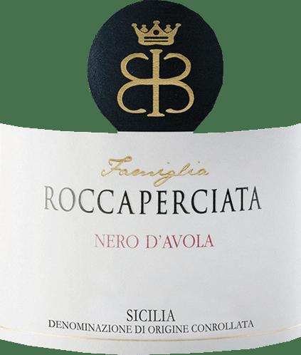 Roccaperciata Nero d'Avola Sicilia IGT 2019 - Roccaperciata von Roccaperciata
