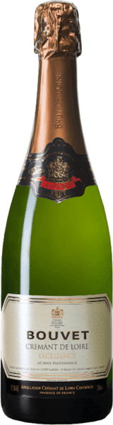 Crémant de Loire Brut Blanc Excellence - Bouvet Ladubay von Bouvet Ladubay
