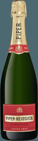Champagner Cuvée Brut - Piper-Heidsieck