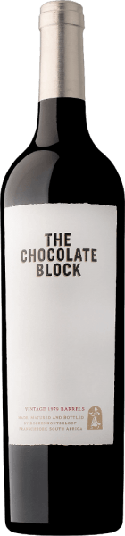 The Chocolate Block 2019 - Boekenhoutskloof