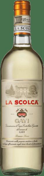 Etichetta Bianca Gavi DOCG 2019 - La Scolca von La Scolca