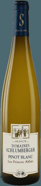 Pinot Blanc les Princes Abbés Alsace 2016 - Domaines Schlumberger