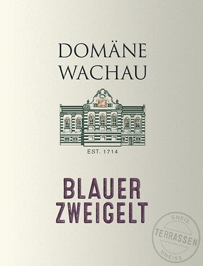 Blauer Zweigelt Terrassen 2018 - Domäne Wachau von Domäne Wachau