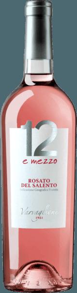 12 e Mezzo Rosato del Salento IGP 2019 - Varvaglione