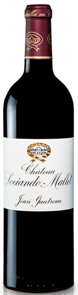 Haut Médoc 2014 - Château Sociando-Mallet von Château Sociando-Mallet