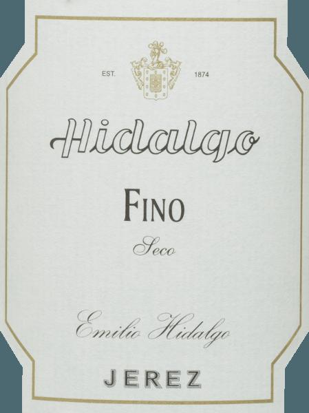 Fino Jerez Seco - Emilio Hidalgo von Emilio Hidalgo