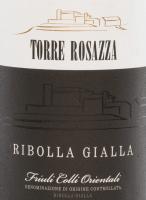 Vorschau: Ribolla Gialla DOC 2016 - Torre Rosazza