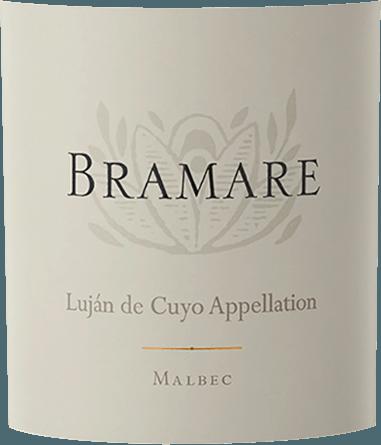 Bramare Malbec Appelation Luján de Cuyo 2018 - Viña Cobos von Viña Cobos