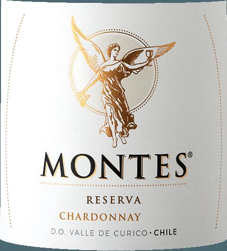 Die Farbe des Montes Reserva Chardonnay zeigt sich in einem brillanten Hellgold mit grünlichen Reflexen im Glas. Das Bouquet erfreut die Nase mit einer exotischen Fruchtkomposition aus reifen Mangos, frischen Bananen sowie saftigen Pfirsichen. Untermalt werden die Aromen der Nase von feinsten Holznuancen und Vanille. Am Gaumen besitzt dieser chilenische Weißwein einen wundervoll geschmeidigen, vollmundigen, fast cremigen Charakter, der perfekt mit der saftigen Frucht, weichen Säure und Würze harmoniert. Vinifikation des Chardonnay Reserva von Montes Die Chardonnay-Trauben für diesen rebsortenreinen Weißwein wachsen im Valle de Curicó. Erst bei optimaler Reife werden die Trauben gelesen und in die Weinkellerei gebracht. Nach der sanften Pressung wird der Most bei kontrollierter Temperatur kühl im Stahltank vergoren. Nach der alkoholischen Gärung werden 40% des Weins für 6 Monate in Fässern aus französischer Eiche gelagert. Die anderen 60% ruhen weiter in den Edelstahltanks. Speiseempfehlung für den Montes Reserva Chardonnay Wir empfehlen Ihnen diesen trockenen Weißwein aus Chile zu zarten Lachsgerichten, Kalbsschnitzel oder Gemüselasagne.