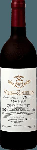 Unico Reserva Especial 06/07/09 - Vega Sicilia