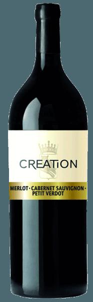 Merlot Cabernet Sauvignon Petit Verdot 3,0 l Doppelmagnum in OHK 2014 - Creation