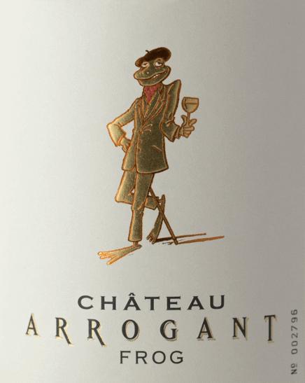 Château Arrogant Frog Rouge AOP 2019 - Arrogant Frog von Arrogant Frog