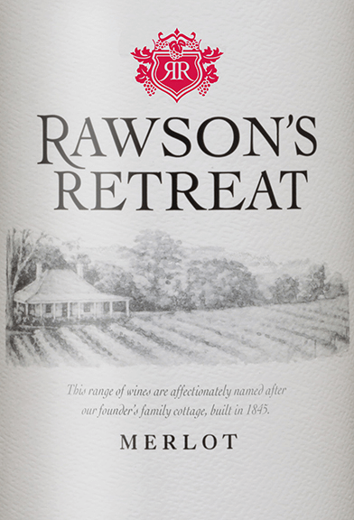 Merlot 2018 - Rawson's Retreat von Rawson's Retreat