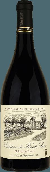 Château de Haute-Serre Géron Dadine Cahors AOC 2016 - Georges Vigouroux