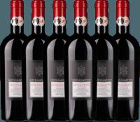 6er Vorteils-Weinpaket - Appassimento 2015 - Conte di Campiano