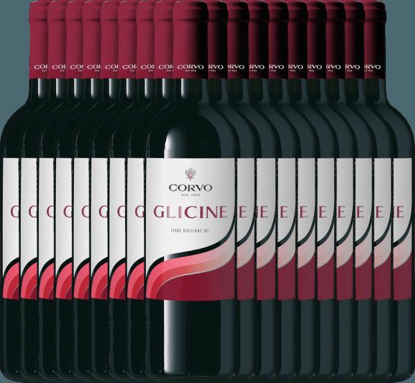 18er Vorteils-Paket - Glicine Rosso Sicilia 2020 - Duca di Salaparuta