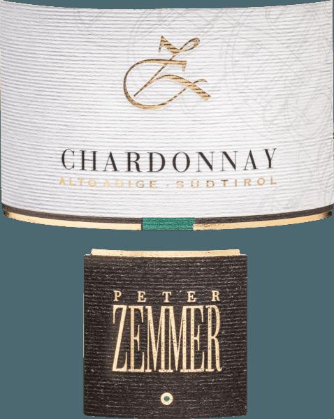 Chardonnay Südtirol DOC 2019 - Peter Zemmer von Weingut Peter Zemmer