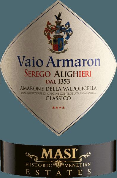 Vaio Armaron Amarone delle Valpolicella Classico DOC 2012 - Serego Alighieri von Serègo Alighieri